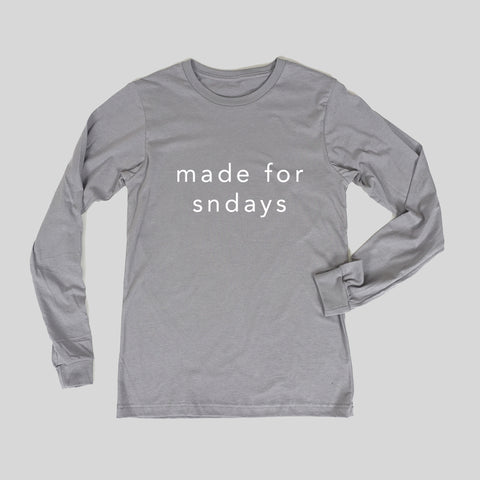 Sndays Long Sleeve
