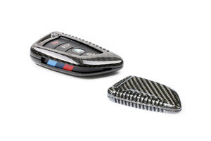 BMW Carbon Fiber Key Cover