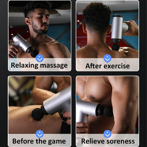 BackFix™ Massage Gun