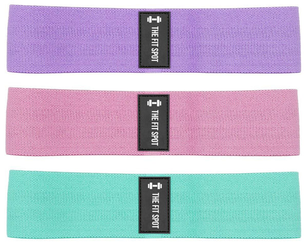 The Fit Spot - Resistance Bands