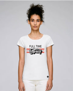 "Camiseta dbn ""FULL TIME"""