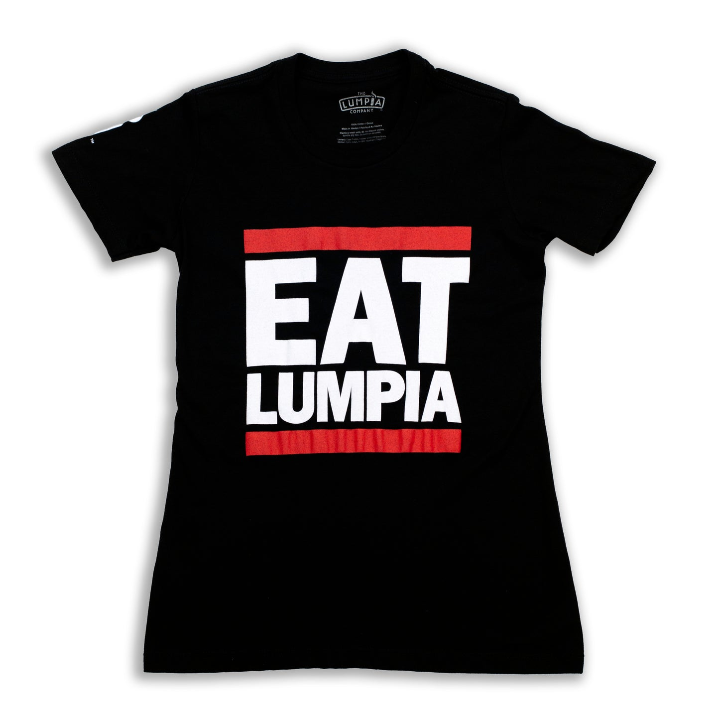 EAT LUMPIA Women's Size