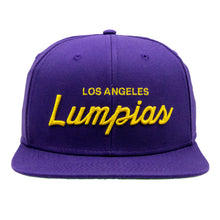 Load image into Gallery viewer, Los Angeles Lumpias Snapback (Lakers Inspired)