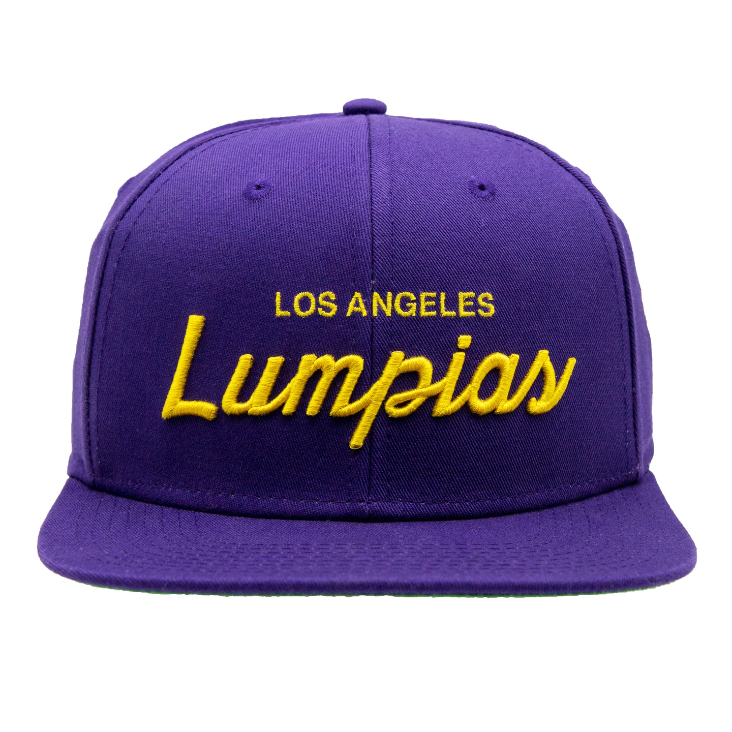 Los Angeles Lumpias Snapback (Lakers Inspired)