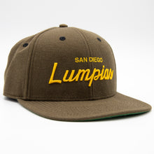 Load image into Gallery viewer, San Diego Lumpias Snapback (Padres Inspired)