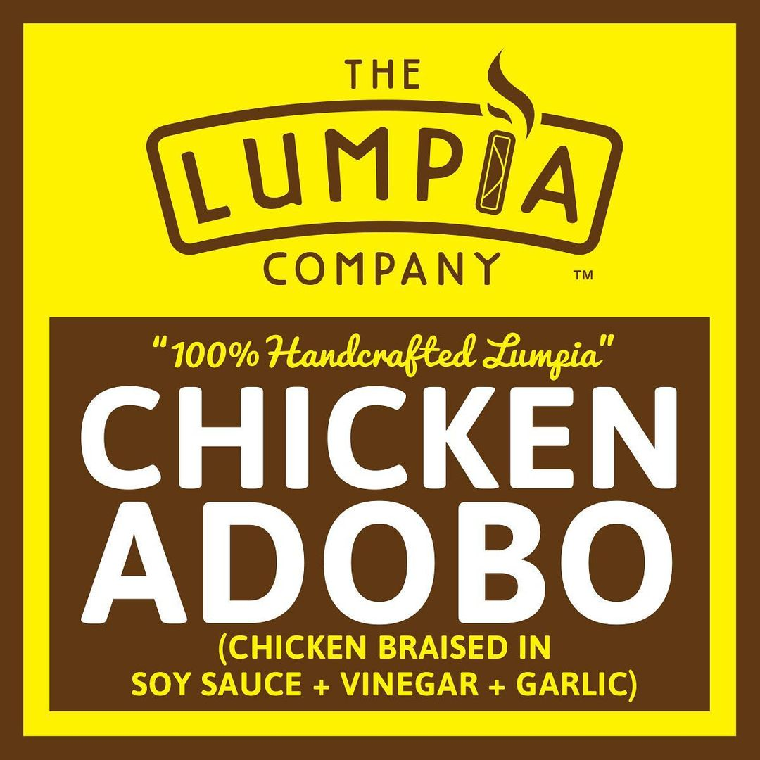 Chicken Adobo Lumpia