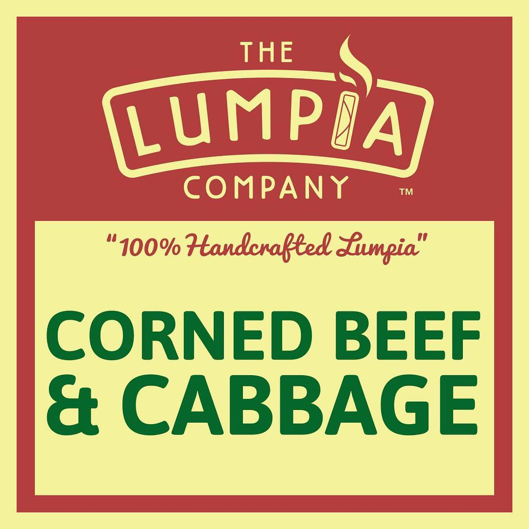 Corned Beef & Cabbage Lumpia