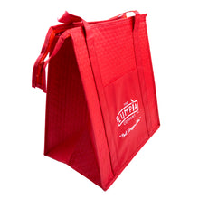 Load image into Gallery viewer, The Lumpia Company Red Insulated Bag