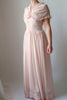 1930's Chiffon Gown