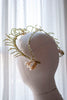 1930's Orange Blossom Headdress