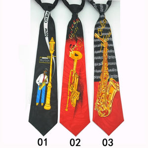 "New Arrival 4 Inches 3 Fashion ""New Orleans Music Suona/Sachs"" Design Mixmodkily-modkily"