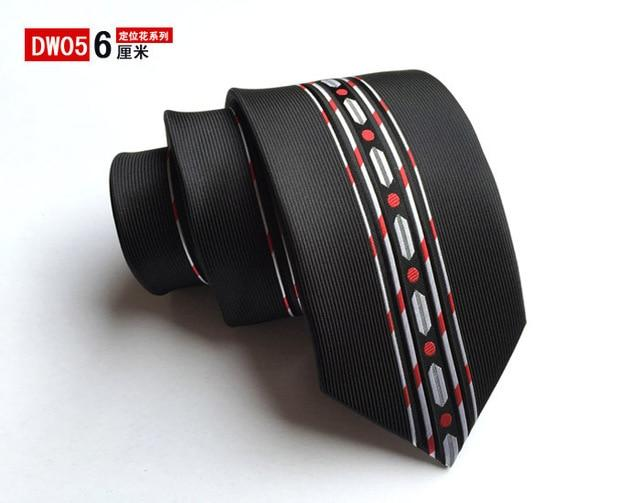 100% silk Vertical Striped high quality 2016 fashion neck tie for menmodkily-modkily