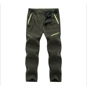 New Spring Summer Quick Dry Mens Pants Male Trousers Man Waterproofmodkily-modkily