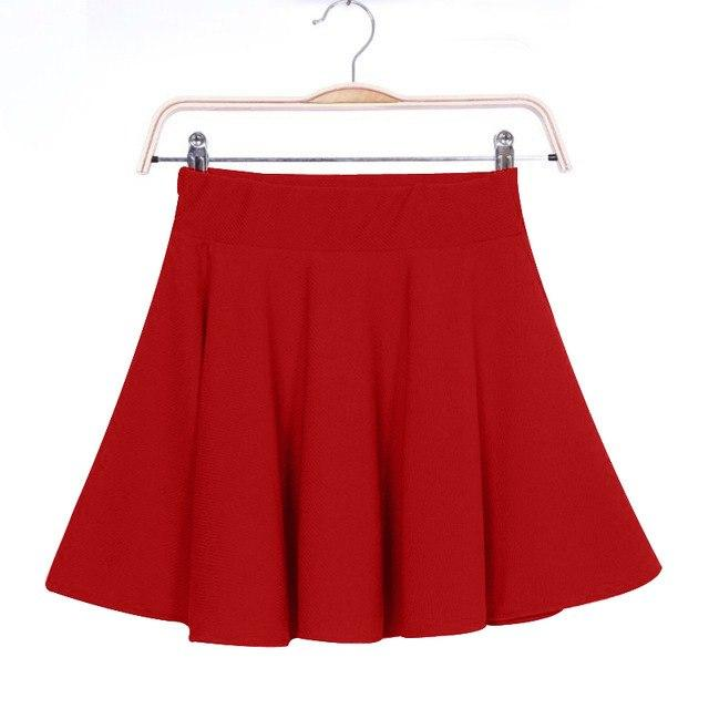 New Women Skirt Sexy Mini Short Skirt Fall Skirts Womens Stretch Highmodkily-modkily