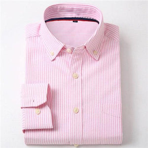 2017 Spring Popular Designs Business Men Shirt Long Sleeves Turn-down Collarmodkily-modkily