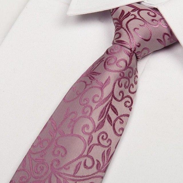 8 cm silk cravate for men jacquard ties for adults gravatas masculinasmodkily-modkily