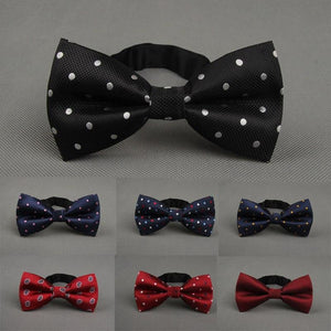 Hot 1 PC 11Styles Male Fashion Popular Colorful Classic Adjustable Dots Gravatamodkily-modkily