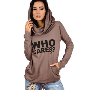 PZLCXH 2017 Autumn Women Hoodies Sweatshirt Women Tracksuit Casual Long-sleeve Letter Printmodkily-modkily