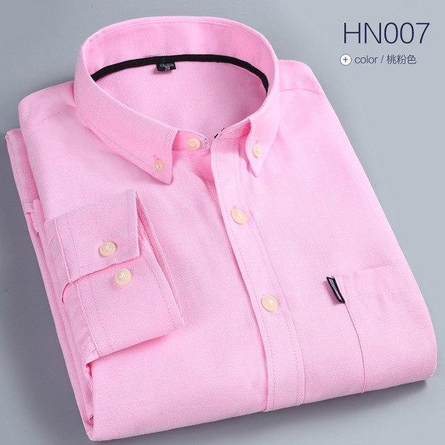 Brand Men's Shirts 2017 New Arrival Spring White Office Style Casualmodkily-modkily