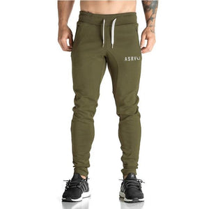 2017 Men Gyms Pants Casual Elastic cotton Mens Fitness Workout Pants skinny,Sweatpantsmodkily-modkily