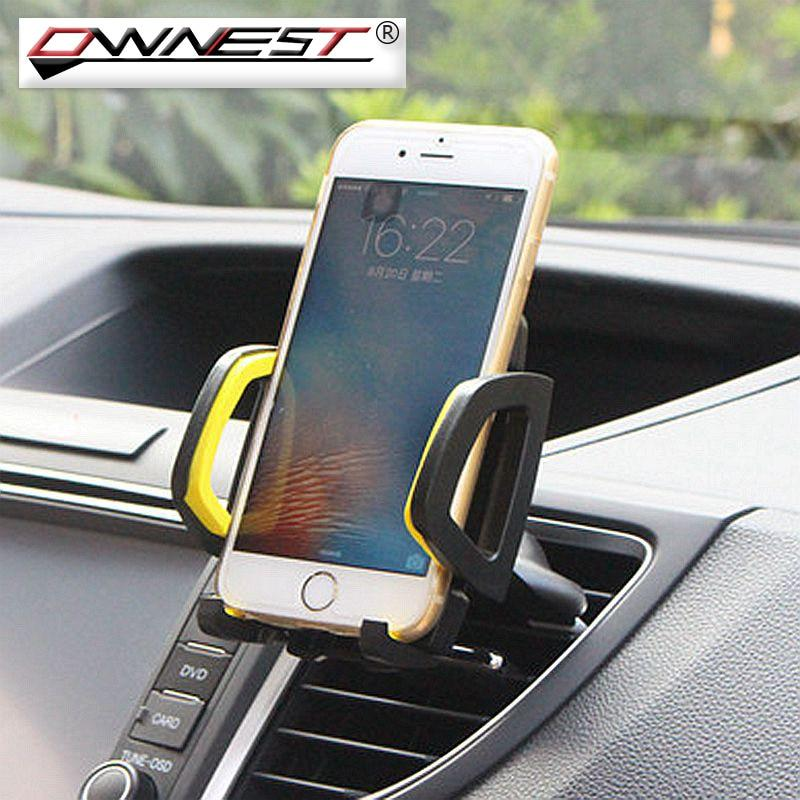 Ownest Universal Car CD Slot Phone Holder Mount Air Vent Bracket 360modkily-modkily