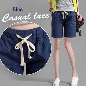 Youth Casual Women Hot Short Feminina Fashion Candy Color Casual Shorts Elasticmodkily-modkily