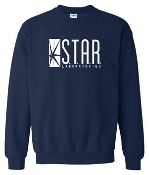 2017 Sweatshirt STAR S.T.A.R.labs men's sportswear superman series spring winter fleece hoodiesmodkily-modkily