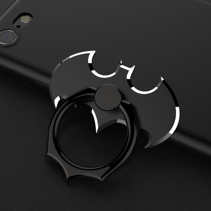 Universal Phone Ring Holder Stand 360 Degree Batman Luxury metal Phone Fingermodkily-modkily