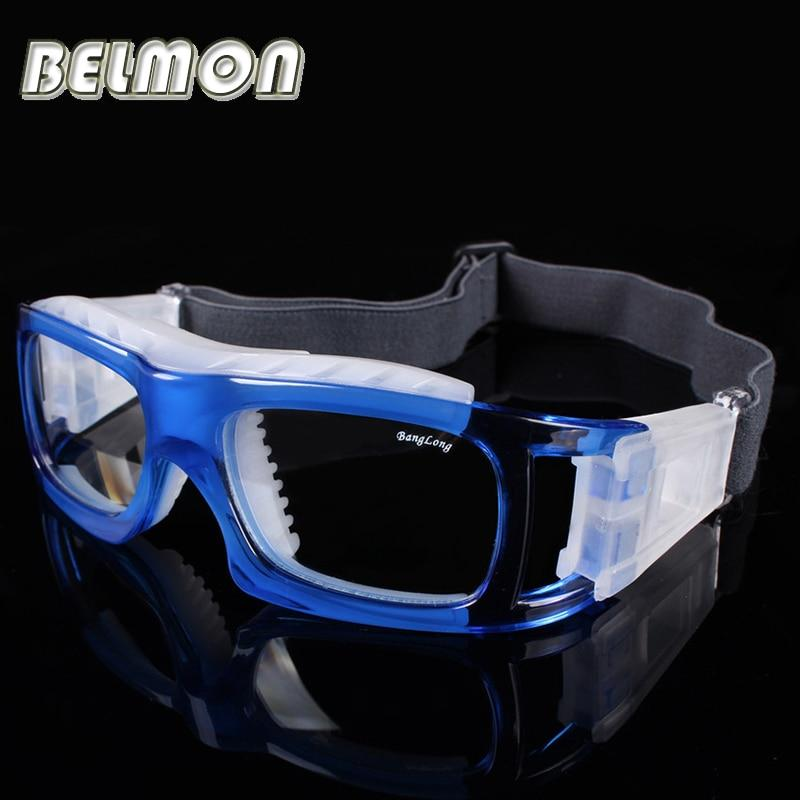 Basketball Goggles Glasses Frame Men Clear Lens Brand Design Sports Eyewear Formodkily-modkily