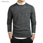 Varsanol Brand Clothing New Sweater Men's Long Sleeve Coat Solid Cotton Menmodkily-modkily
