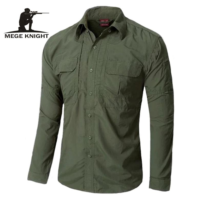 Urban tactical shirt OD casual shirt fast quick drying casual breathable clothingmodkily-modkily