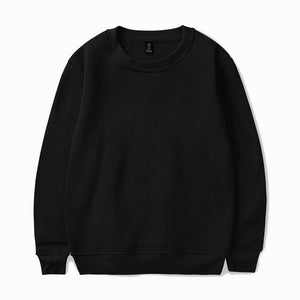 Fashion solid hoodies sweatshirt 2017 Design Black/Gray Men and women Long Sleevemodkily-modkily