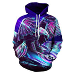 Cool Eagle 3D Brand Hoodies Animal Printed Sweatshirts Men Women Pullover Hoodedmodkily-modkily