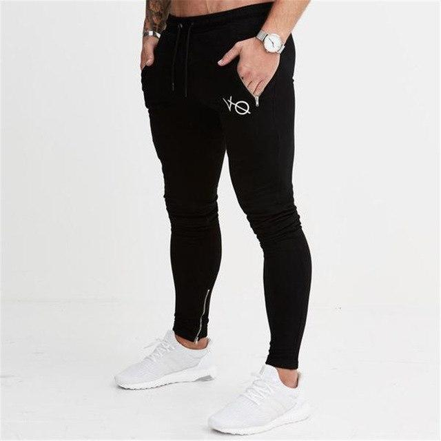 2018 NEW Mens Joggers Pants Fitness Casual Fashion Brand Joggers Sweatpantsmodkily-modkily