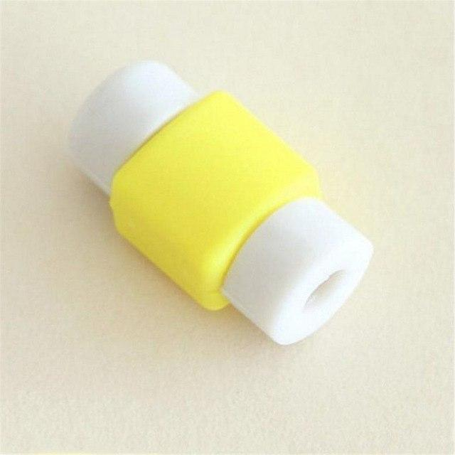 White Pop Phone Holder Universal Extending Stander Lovely Candy USB Cablemodkily-modkily