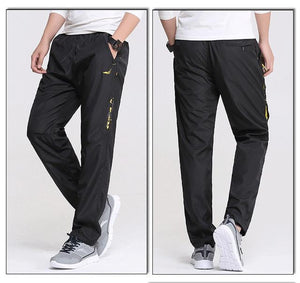 Men's Pants are Straight in Autumn and Winter Thick Pants Menmodkily-modkily