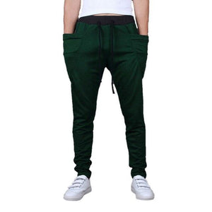BFYL 8 Colors 2017 Unique Pocket Mens Joggers Cargo Men Pants Sweatpantsmodkily-modkily