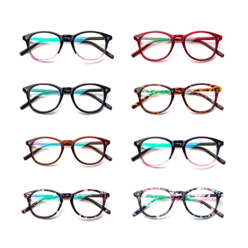 Vintage Clear Lens Eyeglasses Frame Retro Optical Men Women Unisex Glassesmodkily-modkily