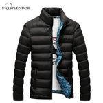 Winter Men Jacket 2018 Brand Casual Mens Jackets And Coats Thickmodkily-modkily