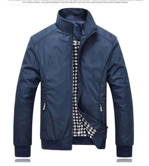 2018 new style Jacket Coat Men Wear Autumn Jackets Clothing Dress Highmodkily-modkily