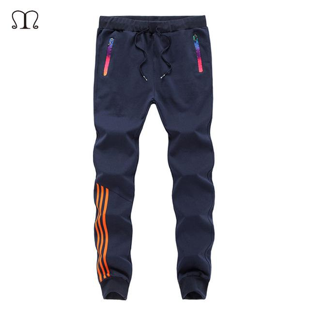 Casual Pants Men Brand Skinny Mens Sweat Pant Male Cotton Sportswear Menswearmodkily-modkily