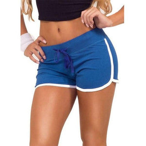 2017 5 Colours Shorts New Summer Elastic Waist Casual Cotton Shortmodkily-modkily