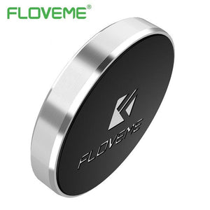FLOVEME Magnetic Car Phone Holder Multi-functional Wall Desktop Metal Magnet Sticker Mobilemodkily-modkily