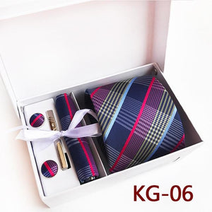 3.35inch(8 Cm) Wide Striped Men's Tie Wedding Ensemble Silver Paisley Man Tie,modkily-modkily
