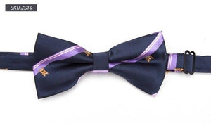 Mens Bowtie business butterfly party necktie wedding bow tie for men Dressmodkily-modkily