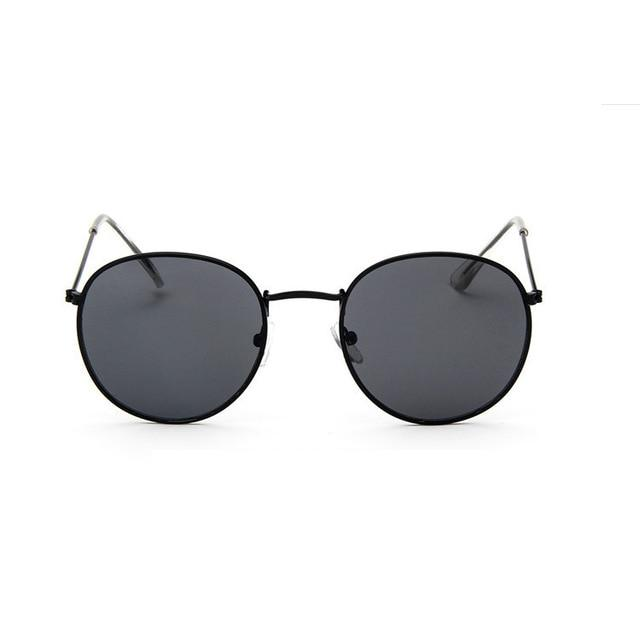 2018 Retro Round Sunglasses Women Men Brand Designer Sun Glasses For Womenmodkily-modkily