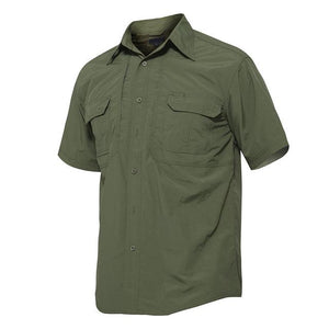 Brand Men Military Clothing Tactical Quick Drying Shirt Breathable Casual Shortmodkily-modkily
