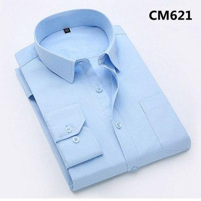 2017 New Collection Men's Shirts Long Sleeves In Strip Casual Men'smodkily-modkily