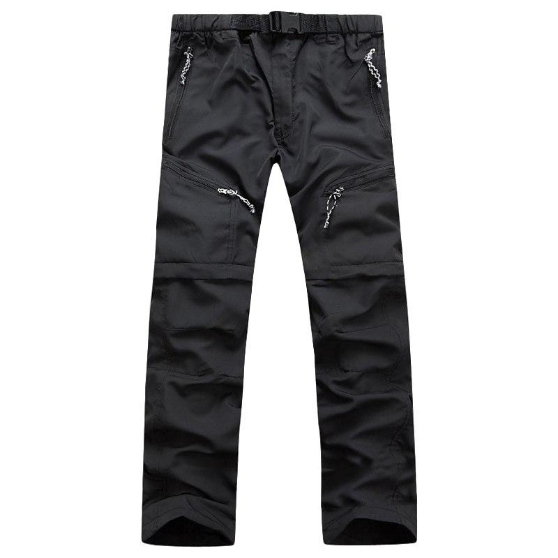 New 2018 Men Pants Quick Dry UV Resistant Fast Drying Speed Drymodkily-modkily