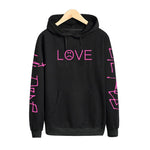 Pkorli Lil Peep Love Hoodies Men Women Sweatshirts Hooded Pullover Casual Womenmodkily-modkily
